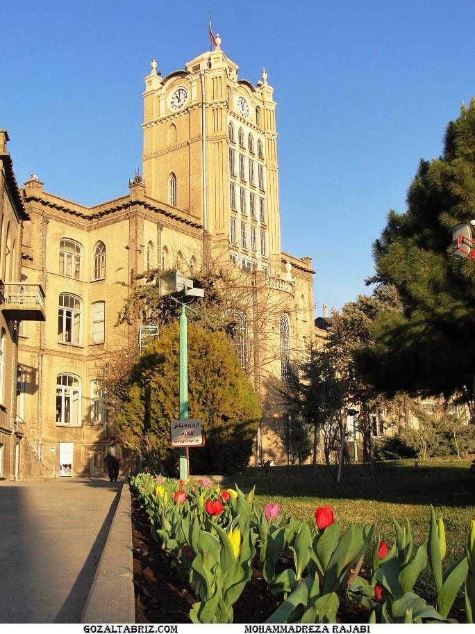 iran- tabriz city